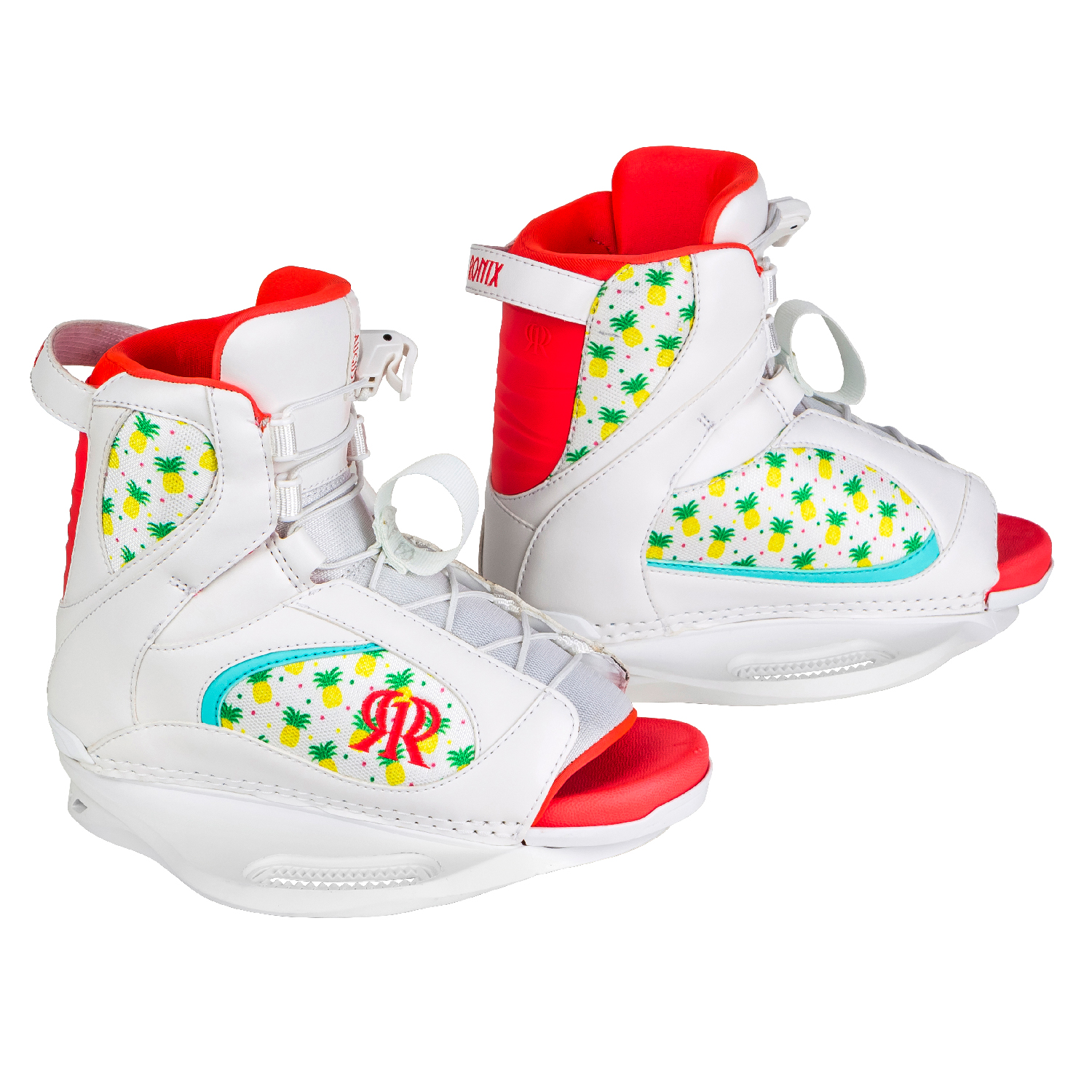Ronix 2017 August Girl's 2-6 (White/Fruit Flavored) Kid's