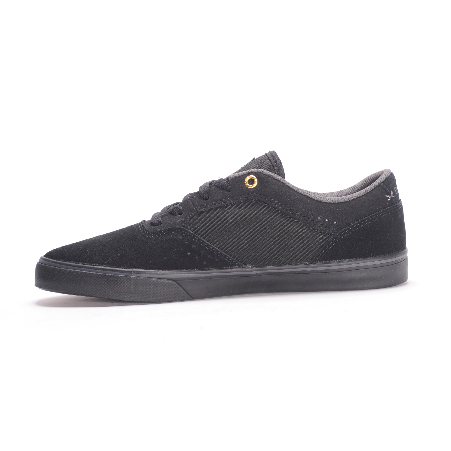 emerica the herman g6 vulc black black s skate shoes