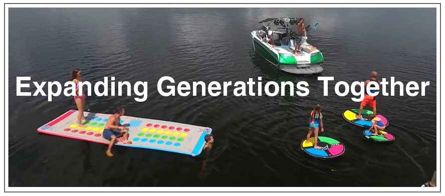 Redshift Watersports | Expanding Generations Together