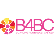 B4BC / Boarding For Breast Cancer / Be Healthy. Get Active. Ride!