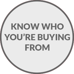 Know Who You're Buying From
