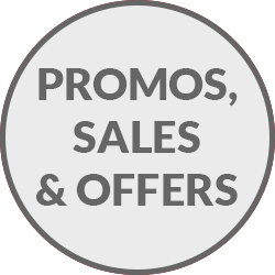 Promotions, Sales & Special Offers