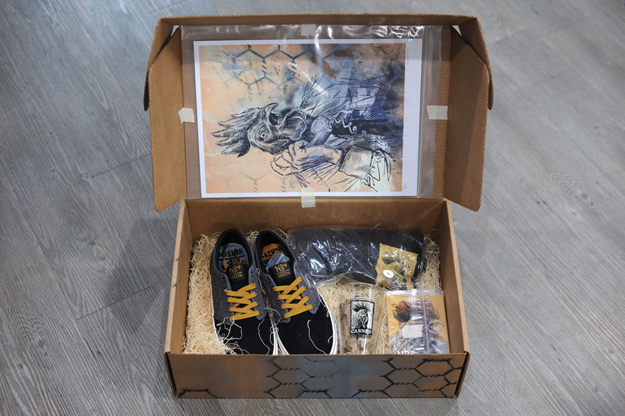 New Balance Numeric x Horton Pack Giveaway