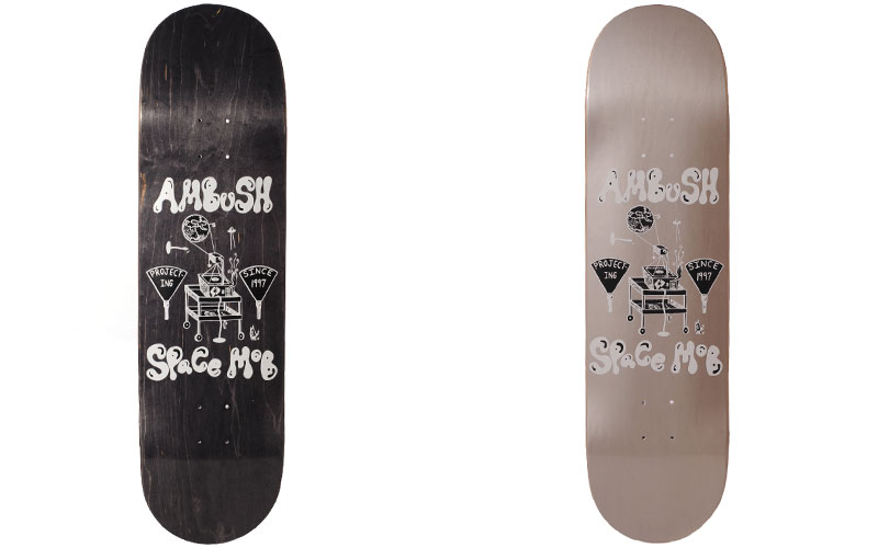 Space Mob x Ambush Skateboards
