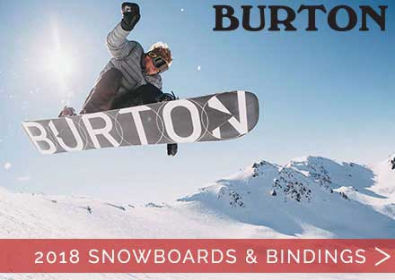 New 2018 Burton!