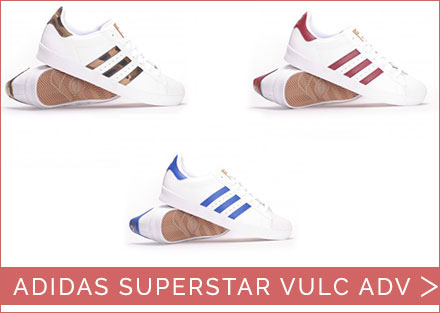 New Adidas Superstar Vulc ADV's!