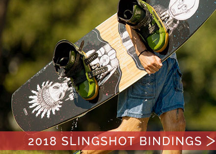 2018 Slingshot Bindings are here!