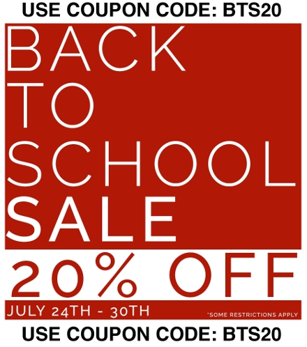 Ambush Board Co. Back to School Sale!
