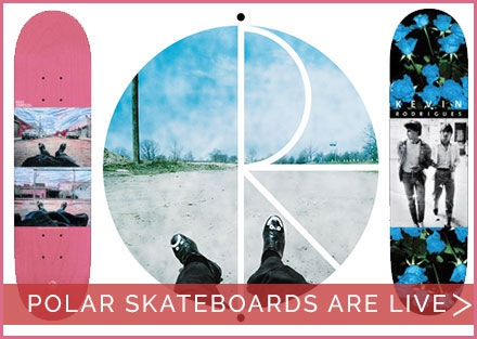 Shop Polar Skateboard Decks