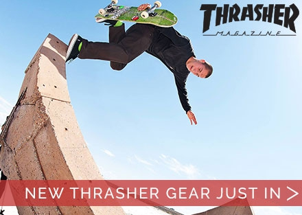 New Thrasher Gear!