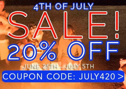 Ambush Board Co. 4th of July Sale 2017