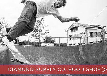 Diamond Supply Co. Boo J Signature Shoe is Available!
