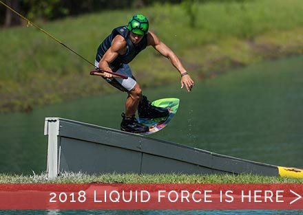 2018 Liquid Force Wake is Here!