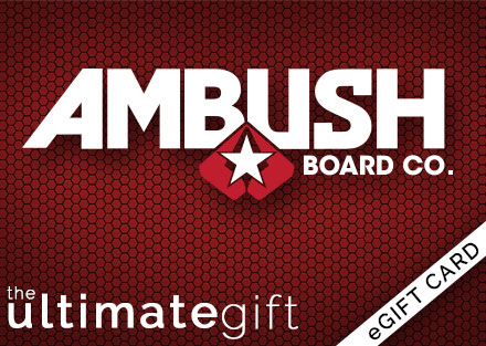 Ambush Gift eGift Card!