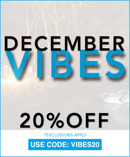 December Vibes Sale - Save 20% Sitewide*