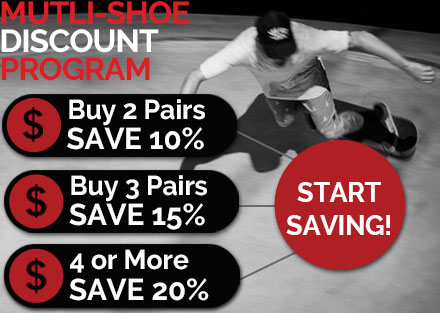 Multi Shoe Discount Program!