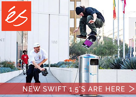 New Es Swift 1.5 Skate Shoes