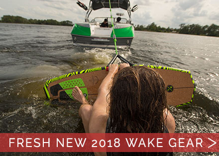 New 2018 Wake Gear is Here!