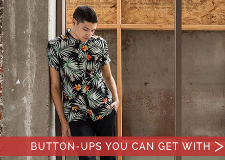 Dial in your kit with new Button Ups!
