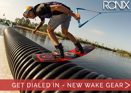 Get dialed in with the best wakeboarding gear!