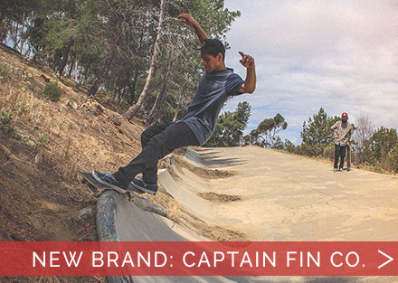 New gear from Captain Fin Co.