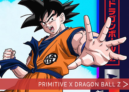 Primitive x DBZ Collection