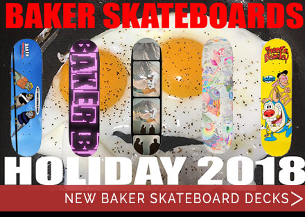 New Baker Skateboards are in!