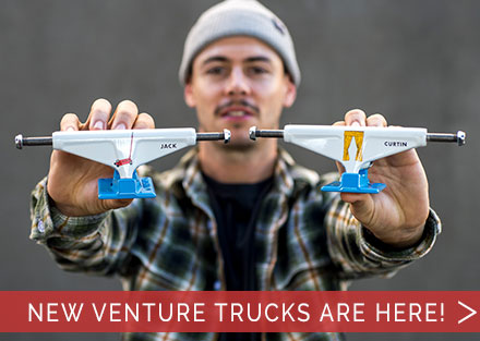 New Trucks from Venture now available!