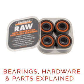 Bearings, Hardware & Parts Explained