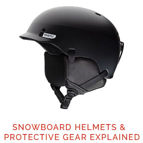 Snowboard Helmets & Protective Gear Explained