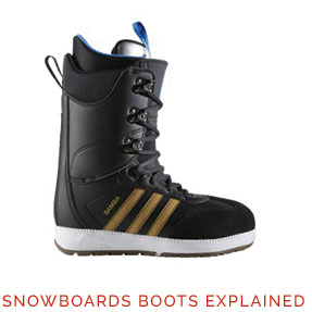 Snowboard Boots Explained