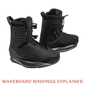 Wakeboard Bindings Explained