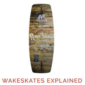 Wakeskates Explained