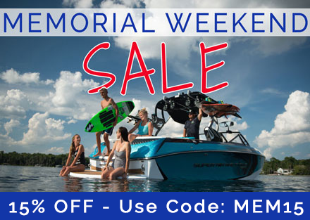 BuyWake.com Memorial Weekend Sale 2018 | Get an Additional 15% OFF!