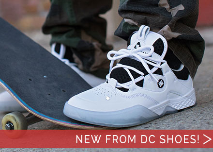 New from DC Shoes!