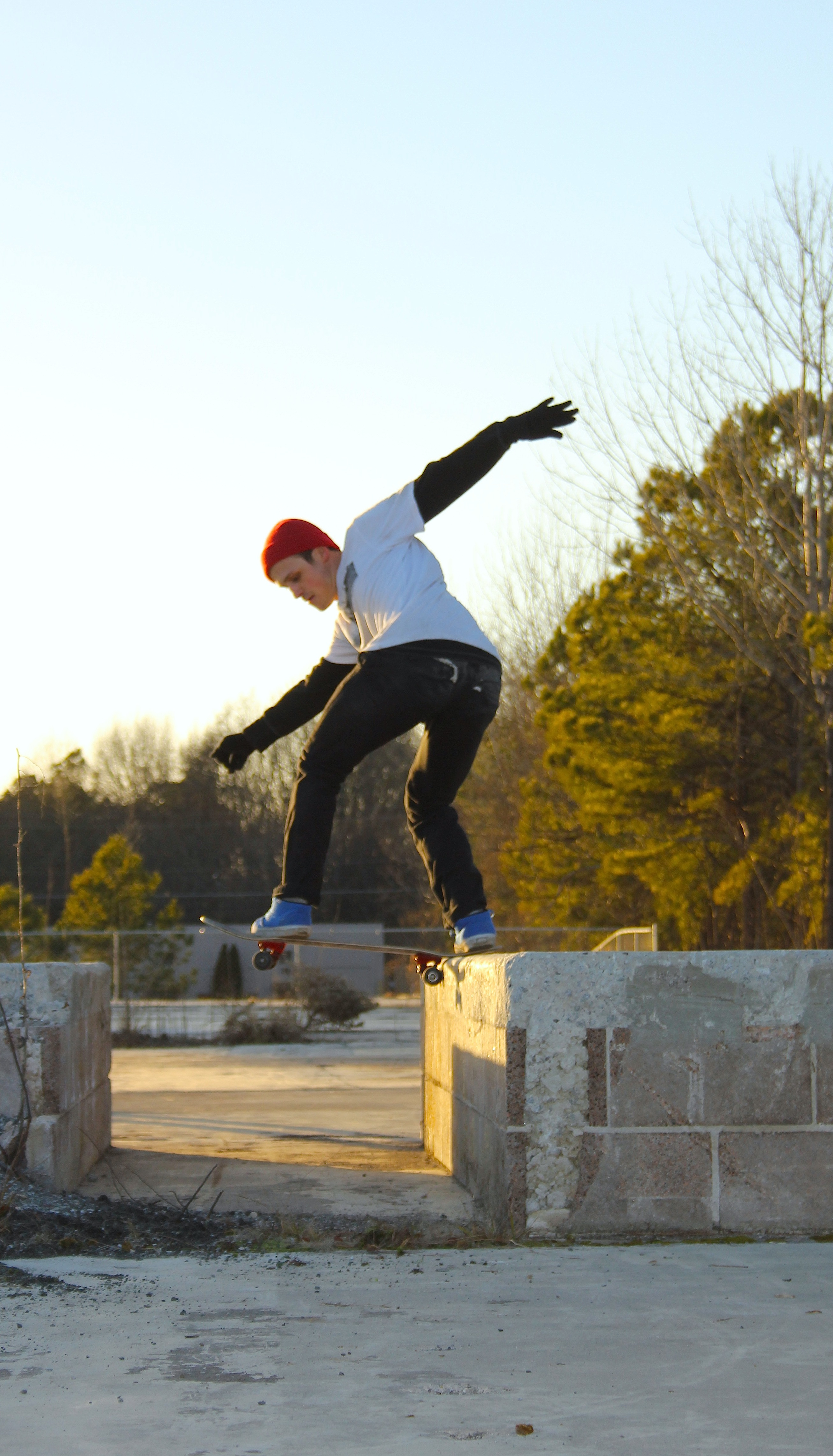 Josh Butler Backside Tailslide