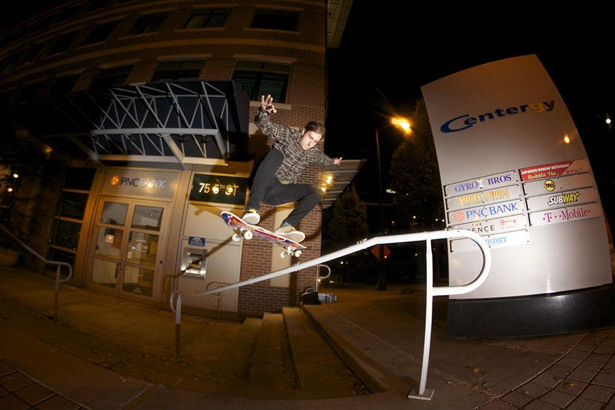 Wesley Lembo Switch Ollie