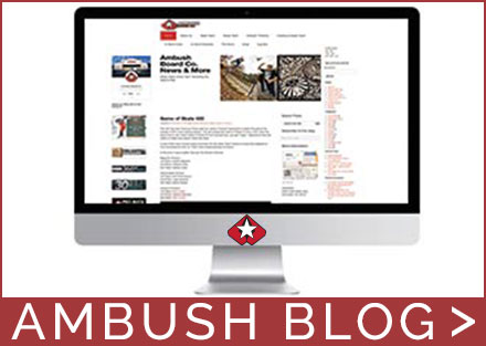 Ambush Board Co. Blog