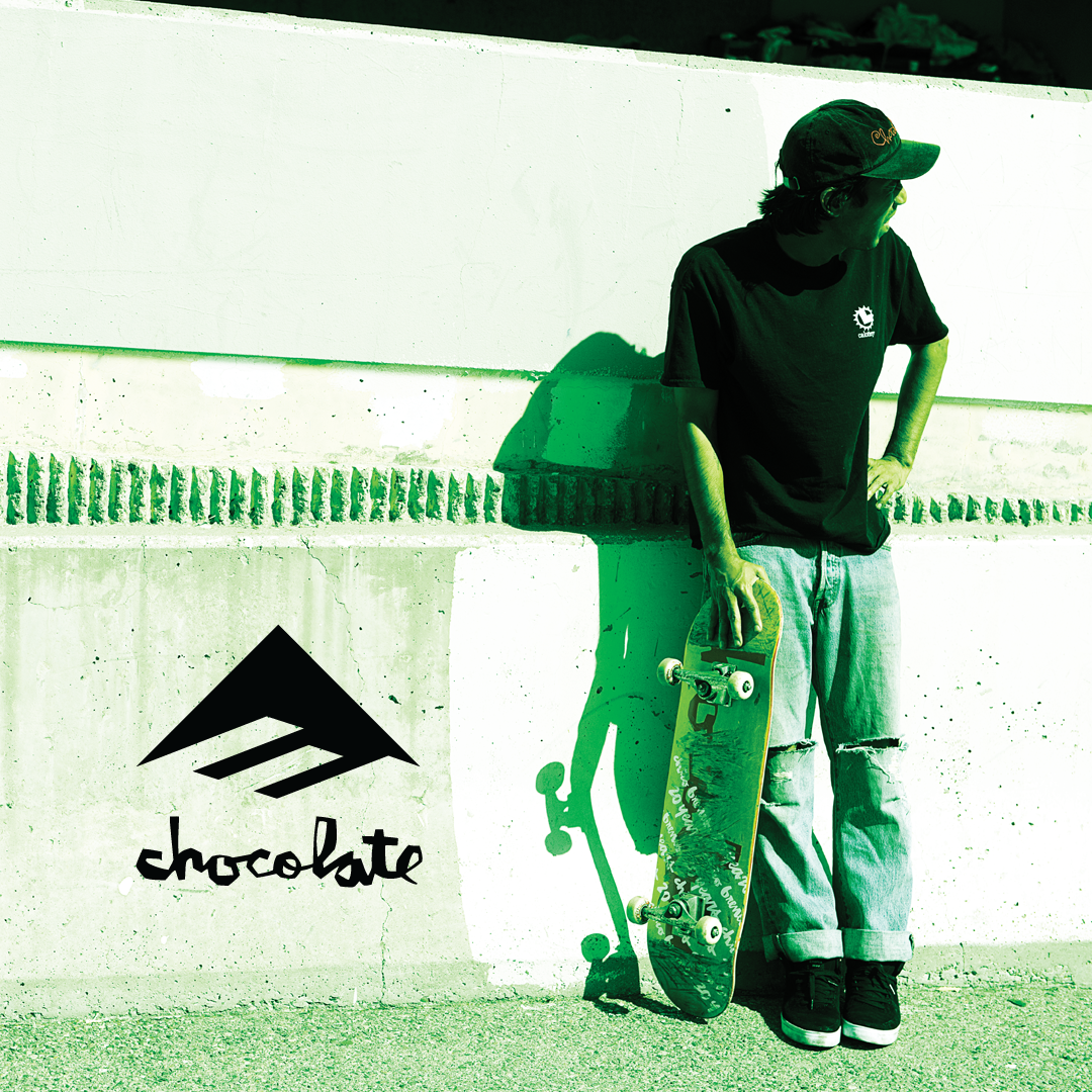 Emerica x Chocolate